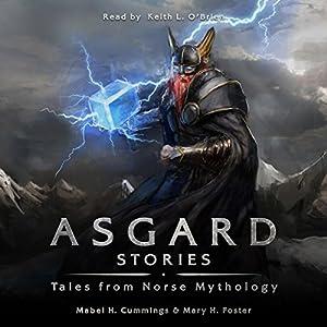 Asgard Stories Audiobook
