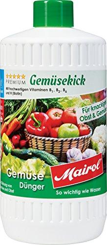 Mairol Gemüse-Dünger Gemüsekick Liquid 1.000 ml