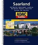 ADAC StadtAtlas Saarland mit Idar-Obe...