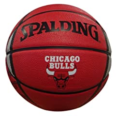 Buy NBA Chicago Bulls Mini Basketball by Gulf Coast Sales