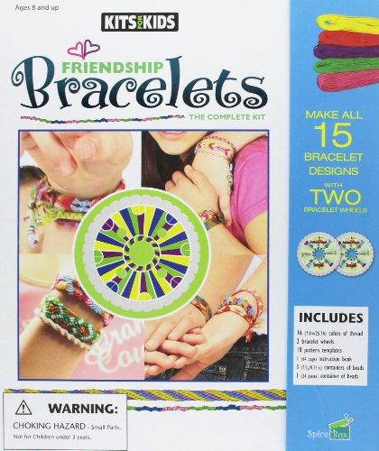 Friendship Bracelets: The Complete Kit (Kits for Kids) PDF