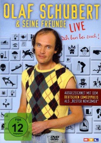 DVD: Olaf Schubert - Ich bin bei euch!
