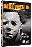 Halloween 4: The Return Of Michael Myers [DVD]