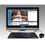 "Telikin Elite II - 22"" Touchscreen Computer - Black"