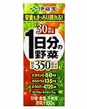 伊藤園 1日分の野菜 (紙パック) 200ml×24本 ランキングお取り寄せ