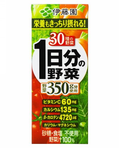 Japanese wisteria Garden one day-vegetable 200ml×24 book.