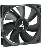 Sharkoon - Ventilateur 70mm - 013 CFM - 21 dBA - System Fan - Version MidRange - Noir