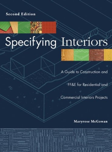 Specifying Interiors: A Guide to Construction and...