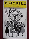 Beth-Fowler-Signed-Brand-New-Signed-Playbill-from-Bells-Are-Ringing-starring-Faith-Prince-Marc-Kudisch-David-Garrison-Beth-Fowler-Music--Lyrics-by-Betty-Comden-and-Adolph-Green