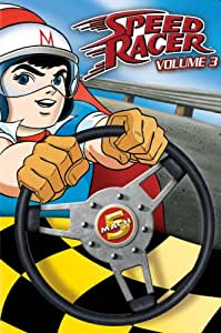 Speed Racer Volume 3