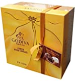 GODIVA Assorted Belgian Chocolates Gift Box (27 Pieces)