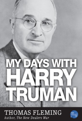 My Days with Harry Truman cover