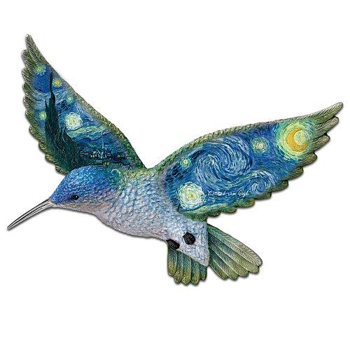 HUMMINGBIRD WALL DECOR. HUMMINGBIRD WALL