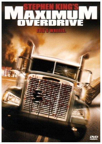 Maximum Overdrive by Emilio Estevez