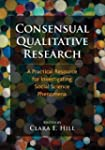Consensual Qualitative Research: A Pr...