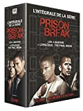 Image de Prison Break - L'intégrale des 4 saisons + l'épilogue The Final Break [É