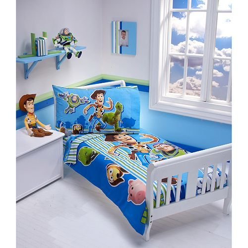 Disney Toy Story Hide and Sneak 4 Piece Toddler Set