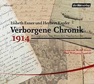 Verborgene Chronik 1914 Hörbuch