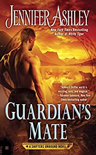 Book Cover: Guardian's Mate: A Shifters Unbound Novel