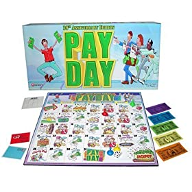 Pay Day board game!