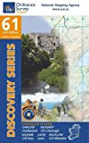 Ordnance Survey Ireland Carlow, Kildare. Kilkenny, Laois, Wicklow (Irish Discovery Series)