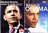 Barack Obama Biography 2 Pack Collection