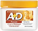 A+D Original Ointment, Diaper Rash and All-Purpose Skincare Formula 1 lb (454 g)