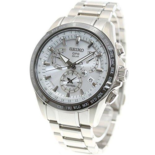 [アストロン]ASTRON 腕時計 ソーラーGPS衛星電波修正 サファイアガラ 10気圧防水 SBXB047 メンズ