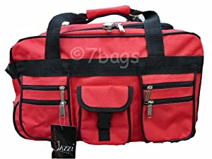 Wheeled Holdall 30 inch Luggage Bag on Wheels 605R