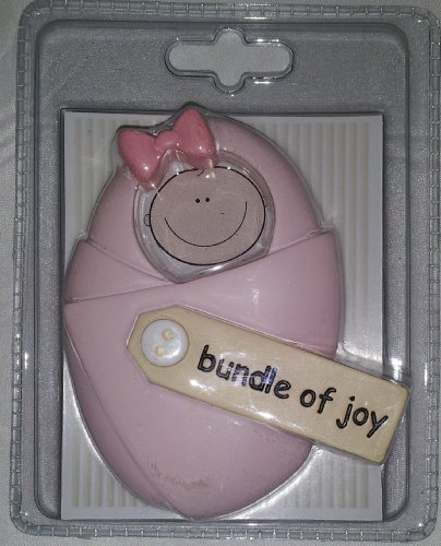 "Magnetic Photo Frame - ""Bundle of Joy"""
