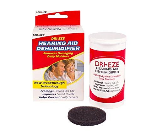 Health Enterprises Inc. (a) Dri-Eze Hearing Aid Dehumidifier