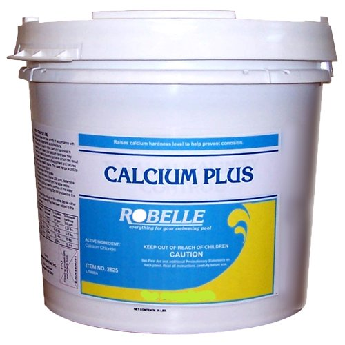 Robelle Calcium Plus Hardness Increaser 2804 For Swimming Pools-8 Lbs