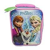 Frozen Slimline Lunch Bag 'Elsa, Anna & Olaf'
