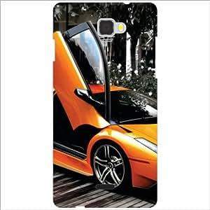 Coolpad Dazen 1 Back Cover - Luxury Car Designer Cases