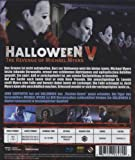 Image de Halloween V-the Revenge of Michael Myers [Blu-ray] [Import allemand]