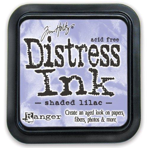 Distress Ink Pad-Shaded Lilac
