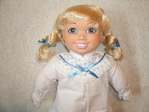 "Vintage 1990 Northern Tissue Advertising James River Corporation Promo 16"" Doll"