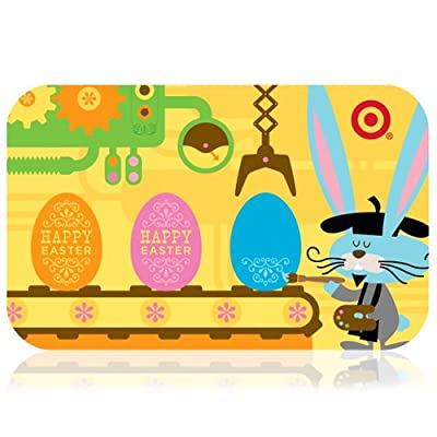 2009 Target egg-cellent Easter gift card