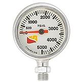 Dive Rite Tech Pressure Gauge - 2 in for Technical