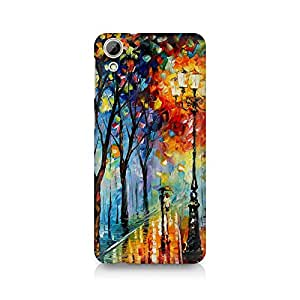 Mobicture Flower Pattern Premium Printed Case For Asus Zenfone Max