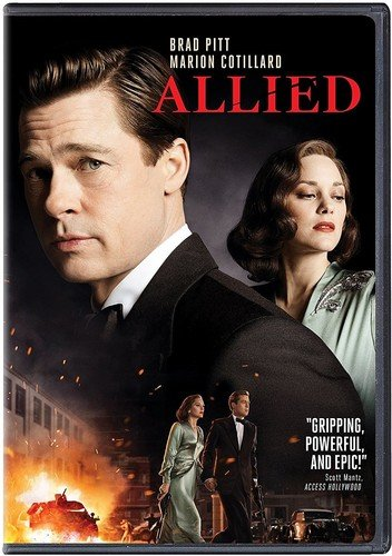 Buy Allied Movie Now!