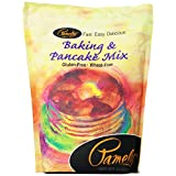 Pamela's Ultimate Baking and Pancake Mix, 4-Pound Bags (Pack of 3) ~ Pamela's Products