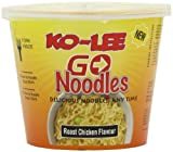 Ko-lee Go Cup Noodles Roast Chicken Flavour 65 g (Pack of 6)