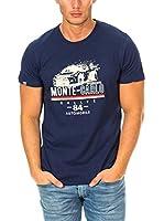 Mc Gregor Camiseta Manga Corta (Azul)