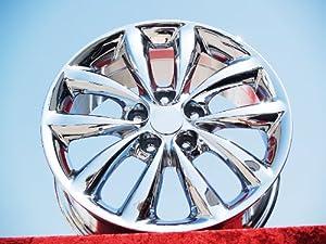 Hyundai Azera: Set of 4 genuine factory 17inch chrome wheels