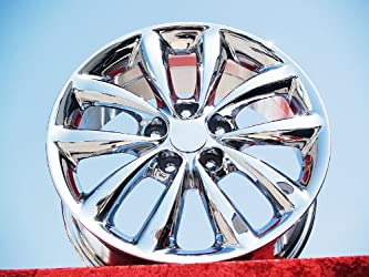 Hyundai Azera: Set of 4 genuine factory 17inch chrome wheels