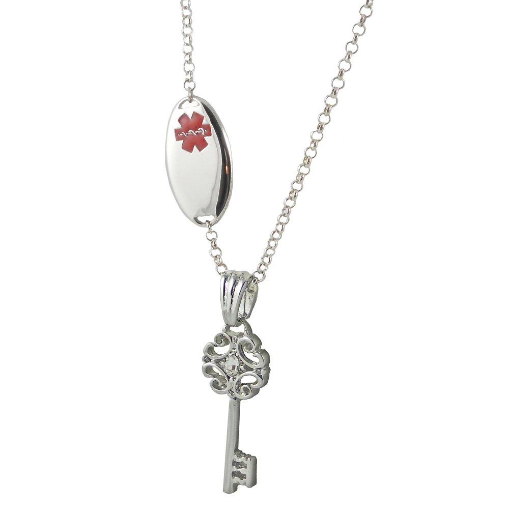 alert necklace jewelry webnuggetz