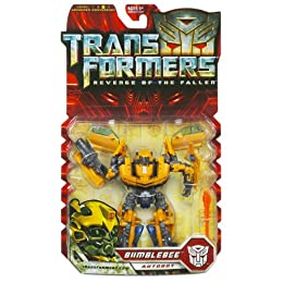 Transformers: Revenge of the Fallen Deluxe Bumblebee Figure Products and Promotions