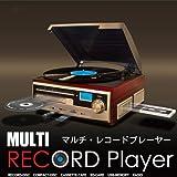 VERSOS マルチレコードプレイヤー VS-M001