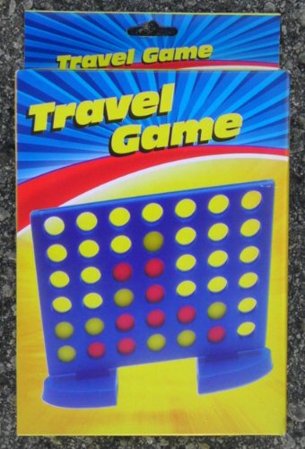 Connect Four Travel Game